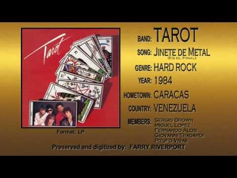 Tarot band [1984 Caracas - Vzla] -