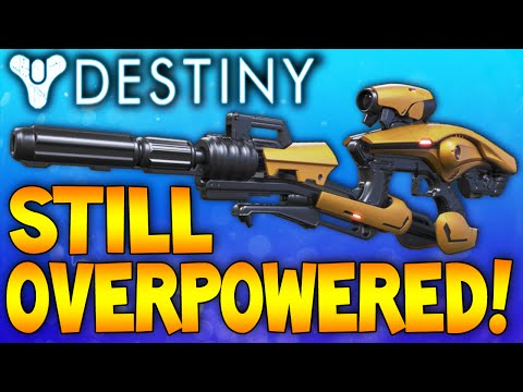 (Still OP?) Destiny: VEX MYTHOCLAST After Patch / Nerf Review With Gameplay!