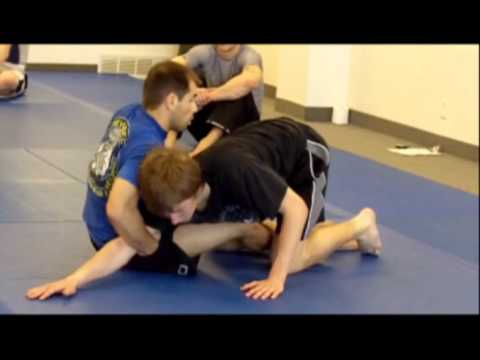 Jiu Jitsu Technique: #3 How to Arm Drag from Butterfly Guard Image 1