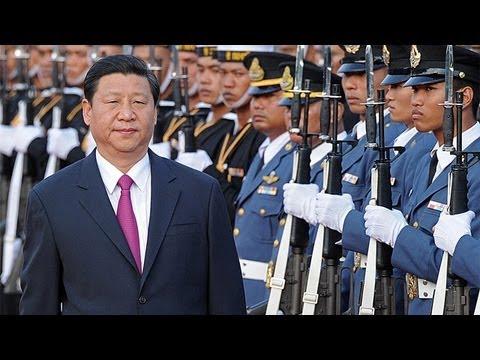 China's Assumed Future Leader Xi Jinping Visits US