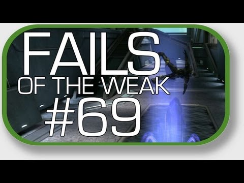 Halo: Reach - Fails of the Weak Volume 69 (Funny Halo Bloopers and Screw-Ups!)