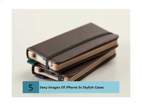 Sexy Images Of Iphone 5s Stylish Cases video