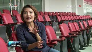 Melihat Wajah Baru Stadion Utama Gelora Bung Karno