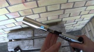 Sievert 8708  Hot-Air Burner failure