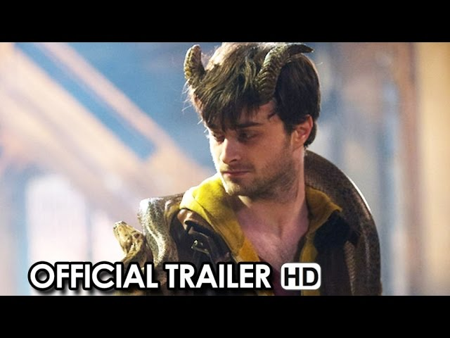 HORNS Official Main Trailer (2014)