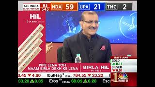 CNBC Awaaz Live Business News Channel | When Can Results Be Expected?