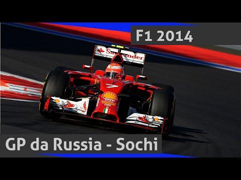 F1 2014 - Kimi Raikkonen em Sochi, Russia