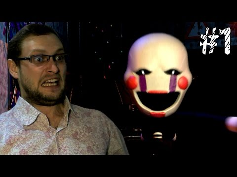 Five Nights at Freddy's 2 Прохождение