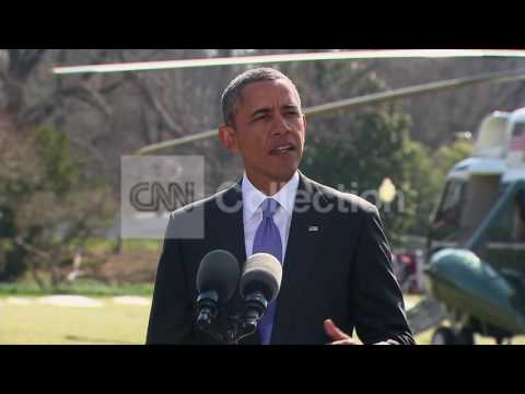 OBAMA:UKRAINE-DIPLOMACY BETWEEN US AND RUSSIA
