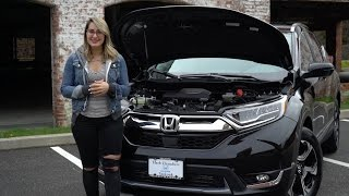 2017 Honda CR-V TOURING Test Drive and Review - Herb Chambers Honda