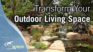 Transform Your Outdoor Living Space