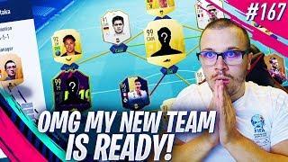 FIFA 19 I GOT A NEW INSANE PLAYER FOR FUT CHAMPIONS & BUILT MY BEST SQUAD SO FAR!