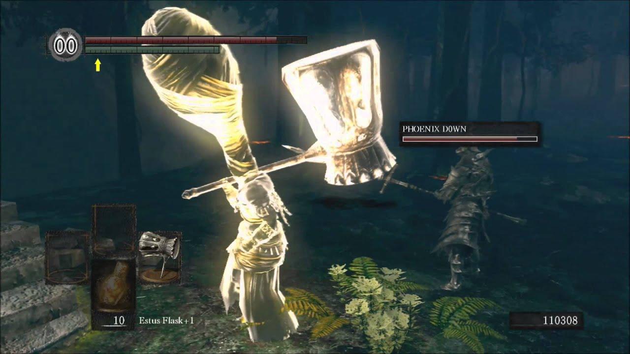 Ornstein Build Dark Souls