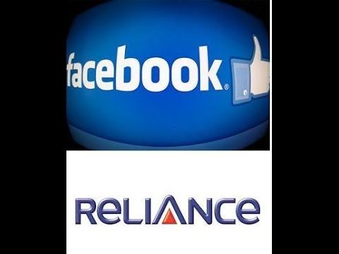 Facebook Launches Free Internet In India With Reliance