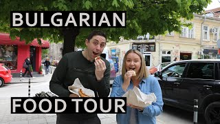 Sofia: Bulgarian Street Food On The Go (Best Banitsa!)