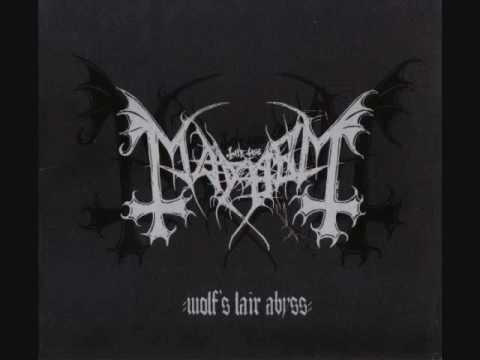 Mayhem - I Am Thy Labyrinth