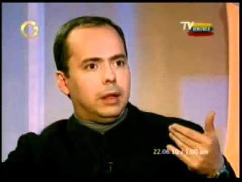 JJ Rendón entrevistado por Nitu Pérez de Globovision Parte I