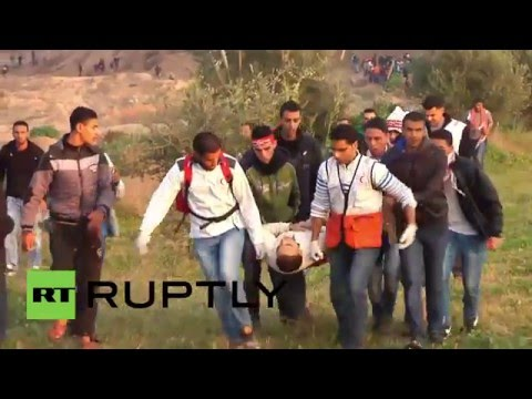 State of Palestine: IDF kill protester, injure 30 more as clashes erupt in Gaza