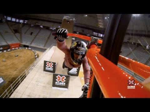 GoPro: BMX Big Air with Steve McCann - Summer X Games 2013 Barcelona
