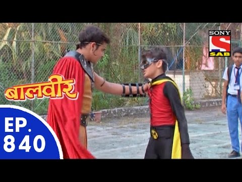 Baal Veer - बालवीर - Episode 840 - 3rd November, 2015 thumbnail