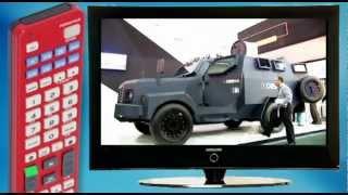 Video Tutorial que muestra la Configuración del control remoto RM-100