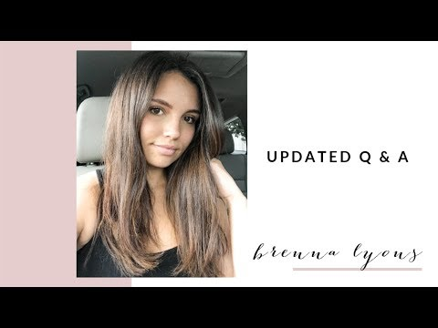 Updated Q&A | Why I don't drink alcohol? Are you trying for baby #2?