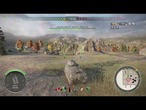 World of Tanks Xbox one Pz.Kpfw. S35 739 (f) 8 kills