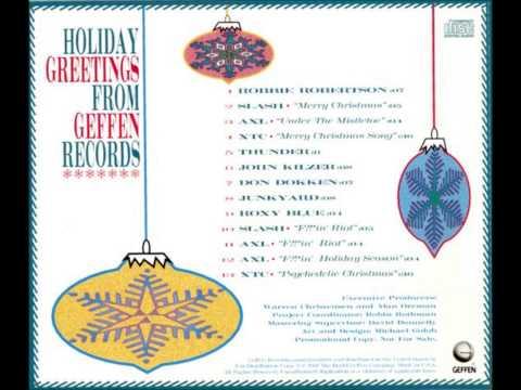 Xtc - Merry Christmas Song