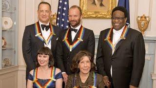 The 37th Kennedy Center Honors 2014 (FULL): Green/Hanks/McBride/Sting/Tomlin