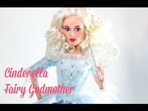 Disney Store Fairy Godmother 12