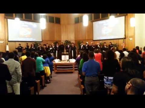 Take Me Back - Wiley College Student Lead Worship