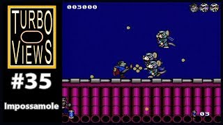 """Impossamole"" - Turbo Views #35 (TurboGrafx-16 / Duo game REVIEW!)"