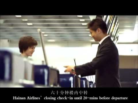 Hainan Airlines Crew