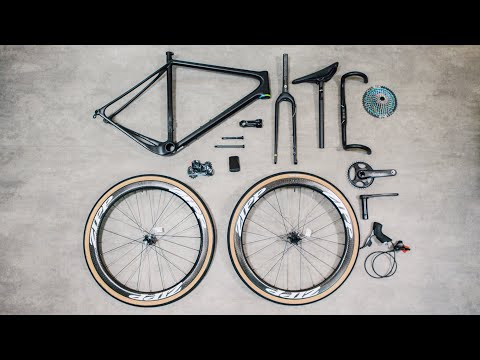 DREAM BUILD ROAD BIKE - OPEN U.P.P.E.R // JaBig 5-Year Round-The-World Ride