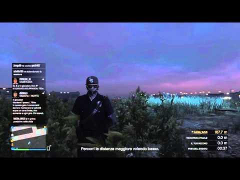 Gta 5 online 1.30 - How to walk with radio glitch CAMMINARE CON LA RADIO