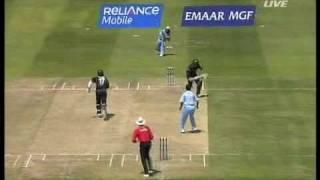 New Zealand beat India