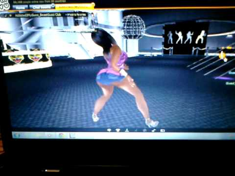 Imvu Big Booty Dance To lemonade By Gucci Man video