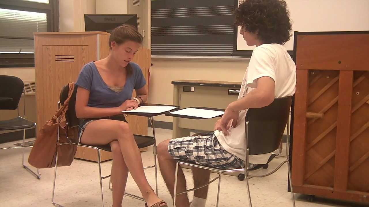 Acting Play Script Rehearsing Script For Acting