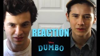 Dumbo (2019) Teaser Trailer | Our Reaction