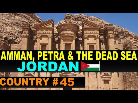 A Tourist's Guide to Amman, Petra, Dead Sea
