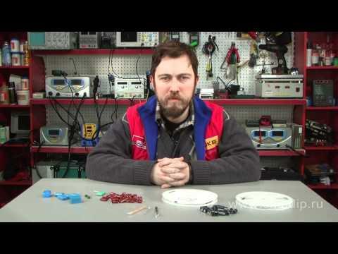 Рабочая частота разных конденсаторов