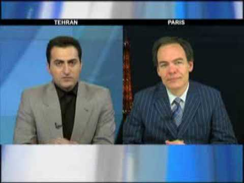 Press TV interview with Max Keiser