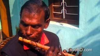 O Bondhu Tumi Koi Koi - On The Flute - Bangla Song