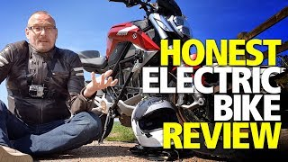 Are electric vehicles the future? The HONEST EV bike review
