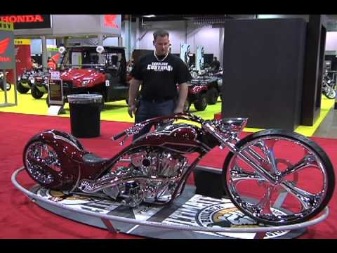 Tom Campbell from Deadline Custom @ Ultimate Builder  Chicago - 2011