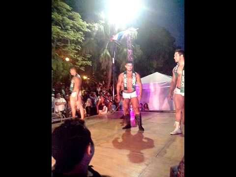 Stripers De Pride Marcha Gay MÉrida YucatÁn 2014 video