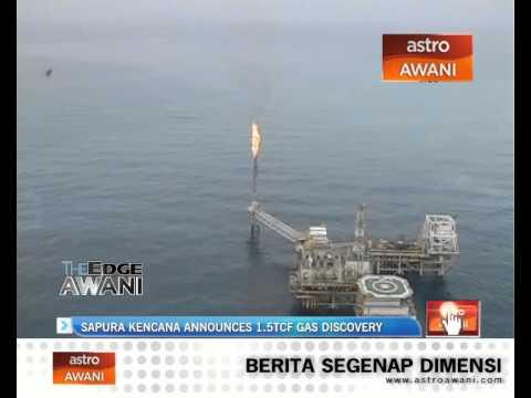 SapuraKencana announces 1.5tcf gas discovery