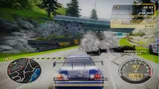 Need for Speed Most Wanted - Final pursuit Heat 6 (HD 720p)