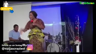 Rev Funke Adejumo Places Curse On Daddy Freeze For Exposing Her