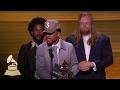 Chance the Rapper Wins Best New Artist  Acceptance Speech  59th GRAMMYs -